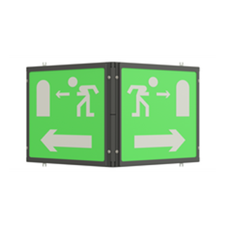 way finder and emergency